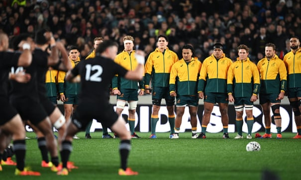 Wallabies brace for All Blacks' response after poor finish in Bledisloe Cup opener